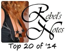 Rebel's top 20 blogs of 2014